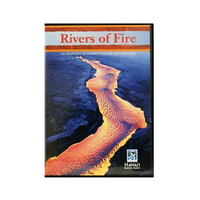 Rivers of Fire DVD